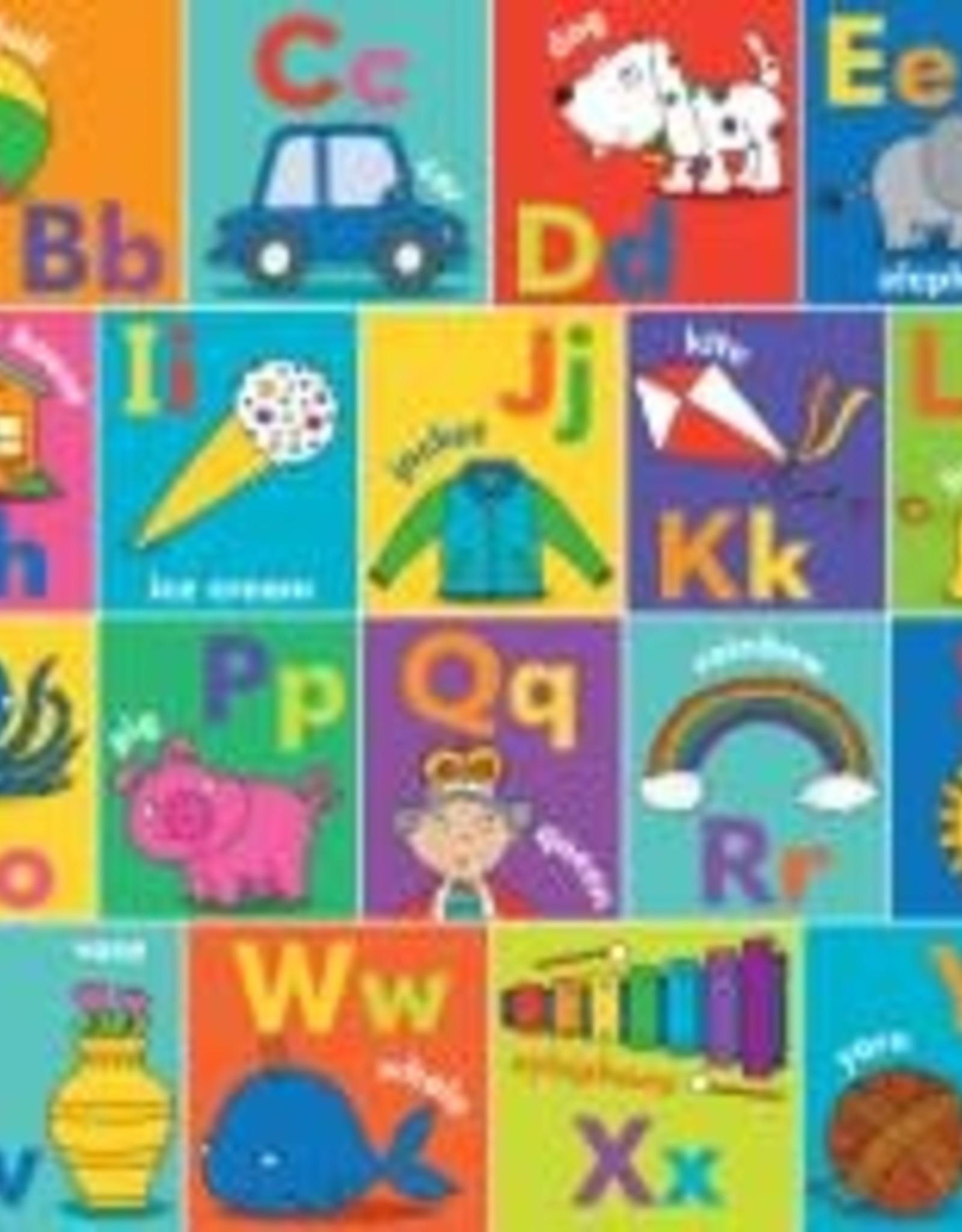 Peter Pauper Press ALPHABET KIDS' FLOOR PUZZLE