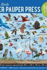 Peter Pauper Press ALL THE BIRDS 1000 PC
