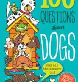Peter Pauper Press 100 QUESTIONS ABOUT DOGS