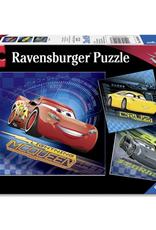 Ravensburger Cars 3 (3 x 49 pc)