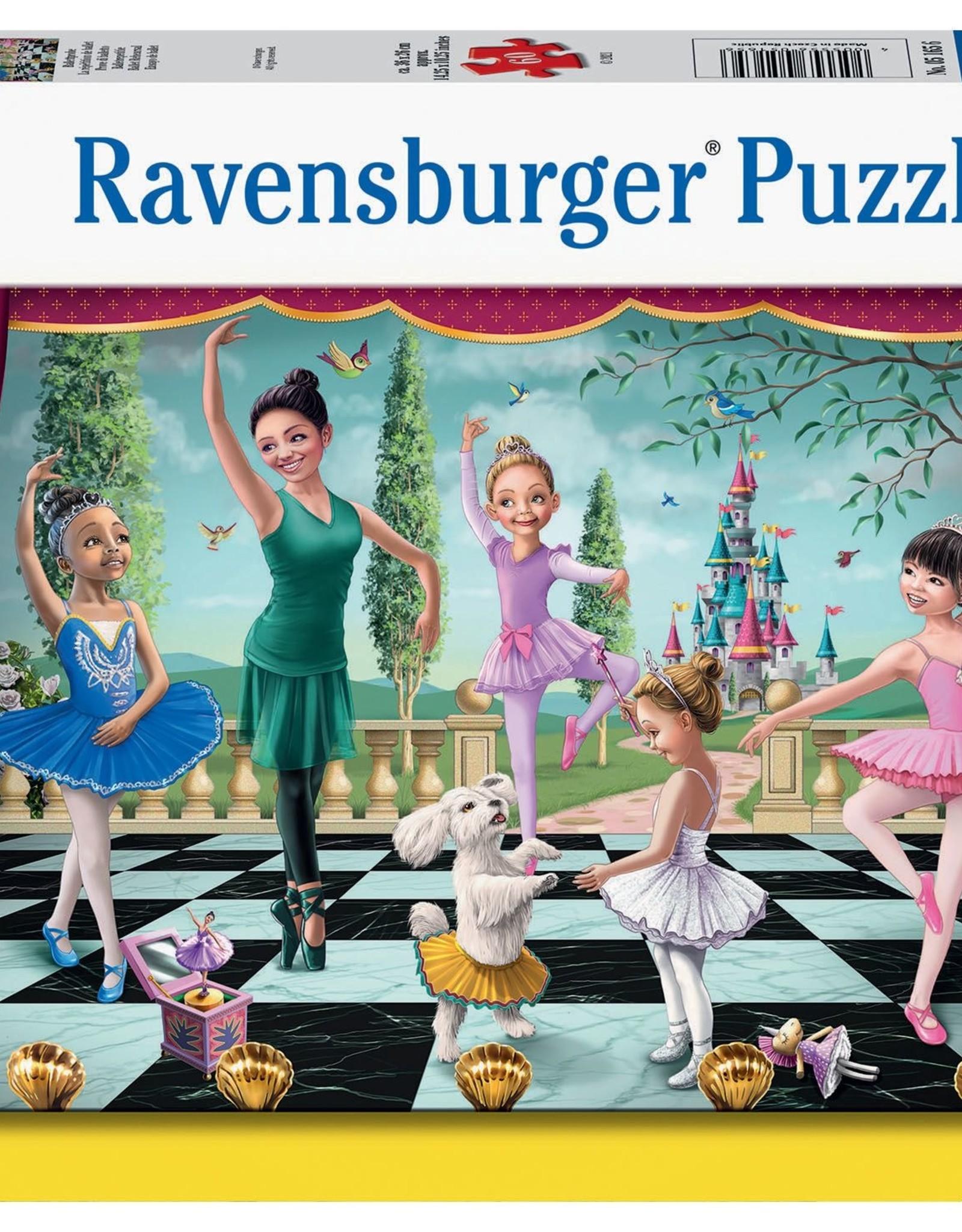 Ravensburger Ballet Reharsal 60p