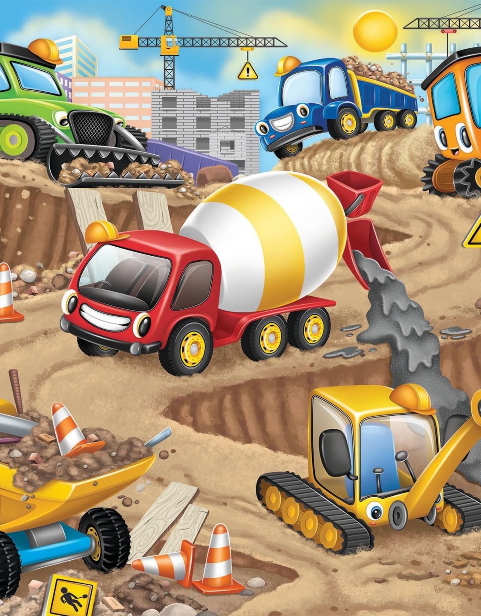 Ravensburger Construction Fun 24p Floor
