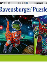 Ravensburger Dinosaurs in Space 3x49p