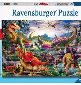 Ravensburger T-Rex Terror 35p