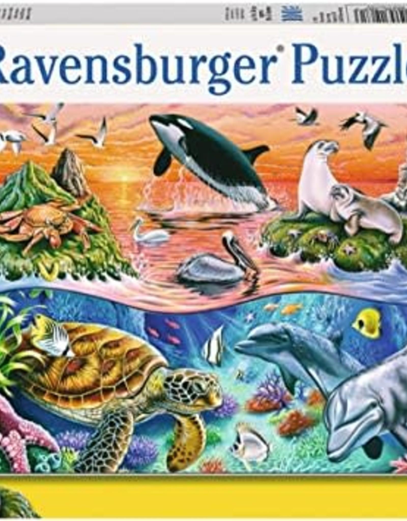 Ravensburger Beautiful Ocean (100 PC)