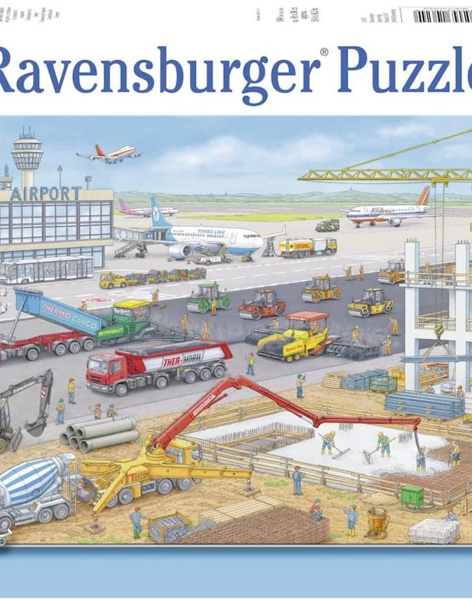 Ravensburger Construction at the Airport (100 PC)