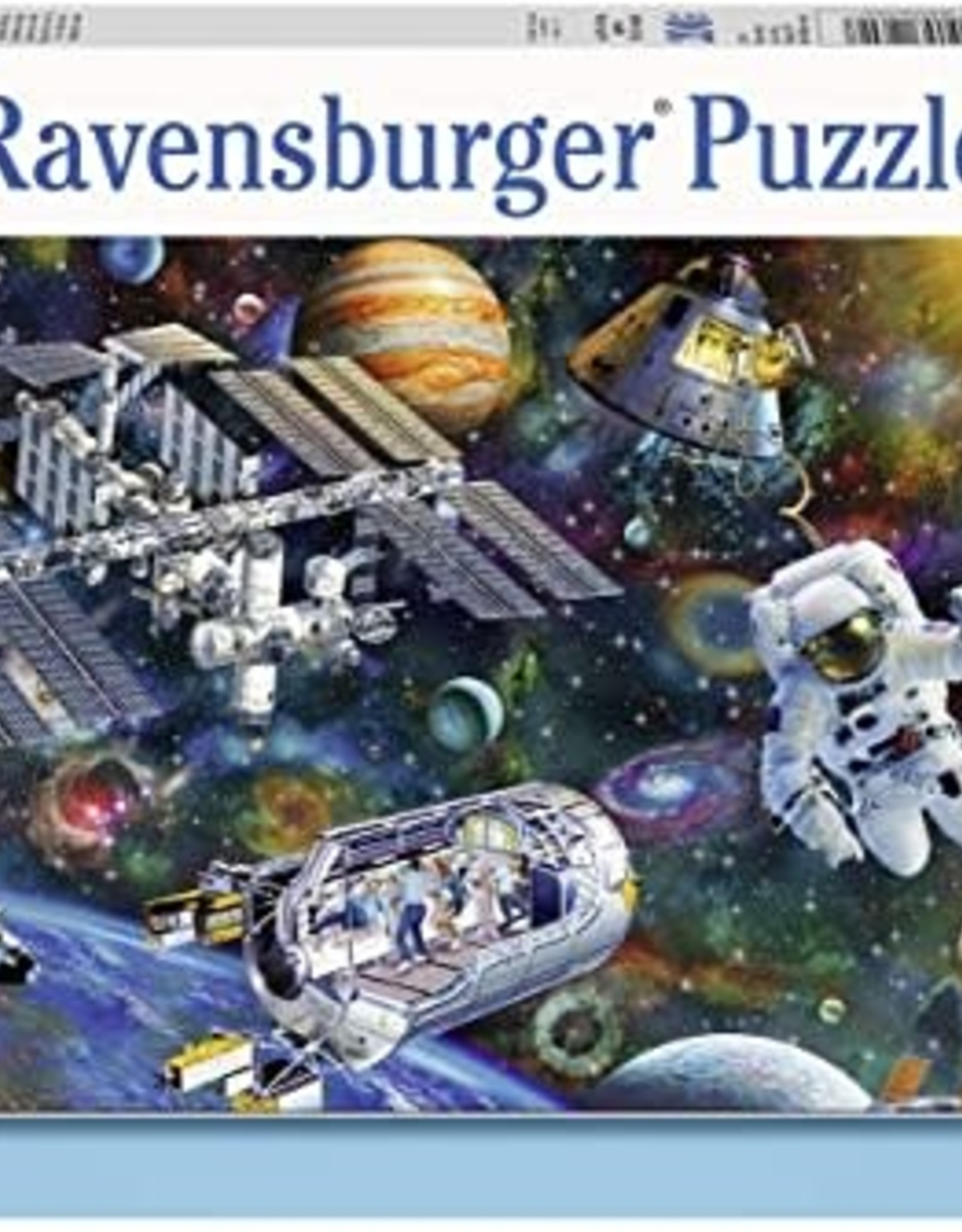 Ravensburger Cosmic Exploration (200 PC)