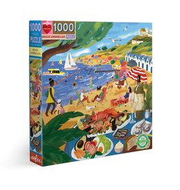 eeBoo BEACH UMBRELLAS 1000 PC