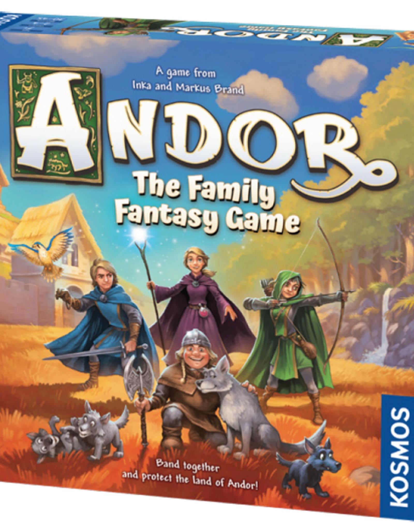 Thames & Kosmos Andor-The Family Fantasy Game