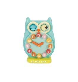 Le Toy Van Owl Clock