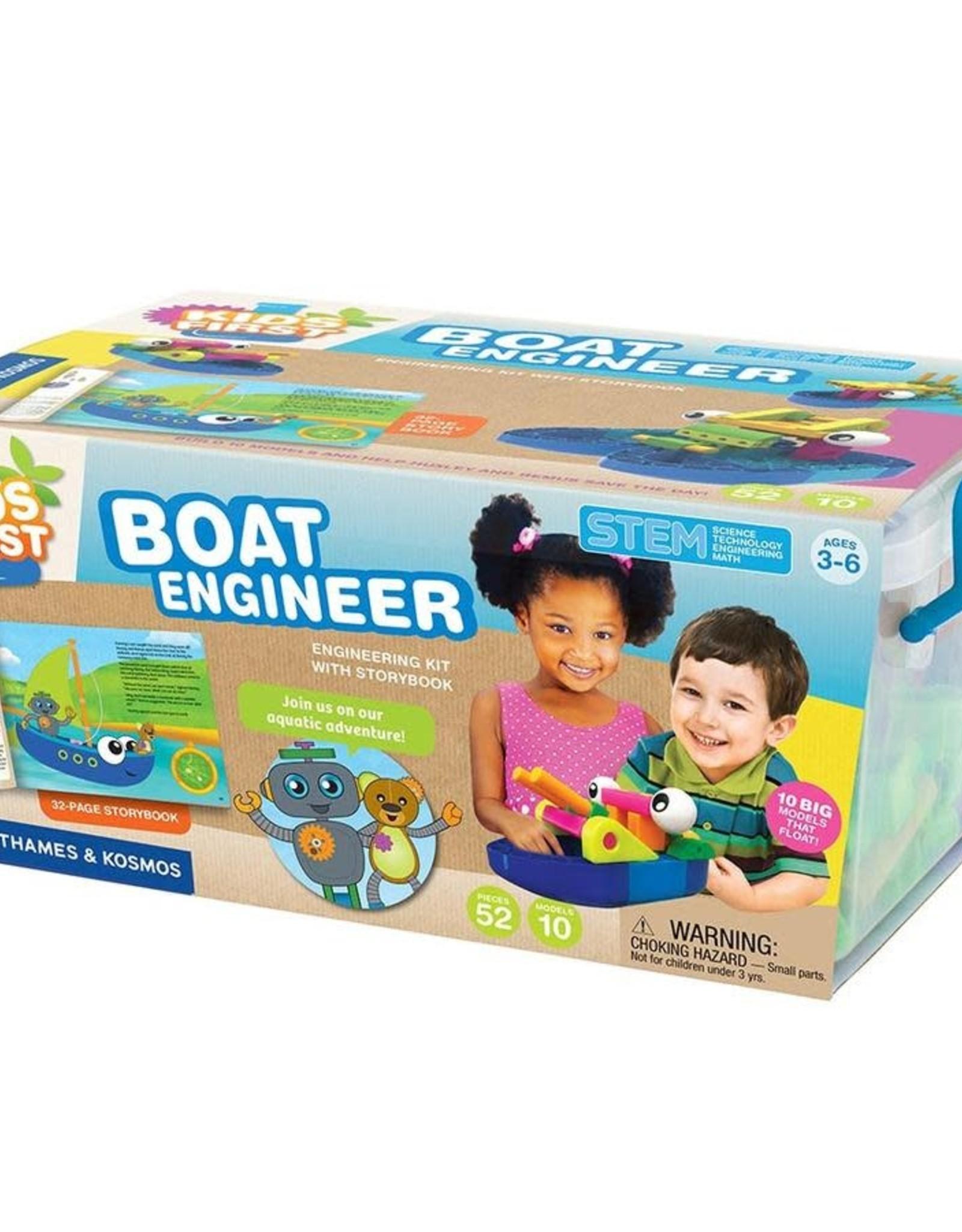 Thames & Kosmos BOAT ENGINEER