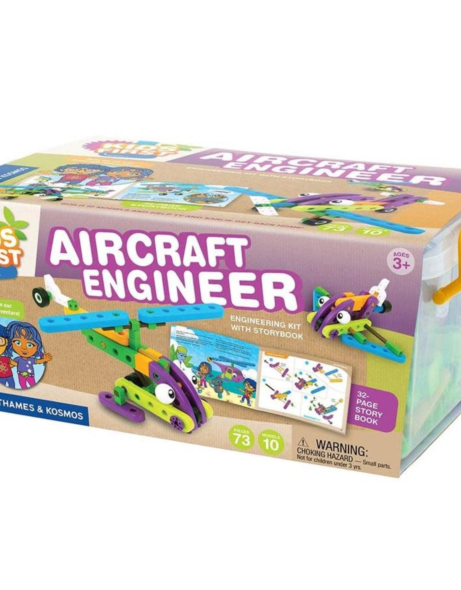 Thames & Kosmos AIRCRAFT ENGINEER