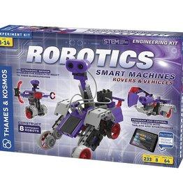Thames & Kosmos ROBOTICS: SMART MACHINES - ROVERS & VEHICLES