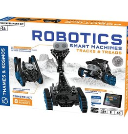 Thames & Kosmos ROBOTICS: SMART MACHINES - TRACKS & TREADS