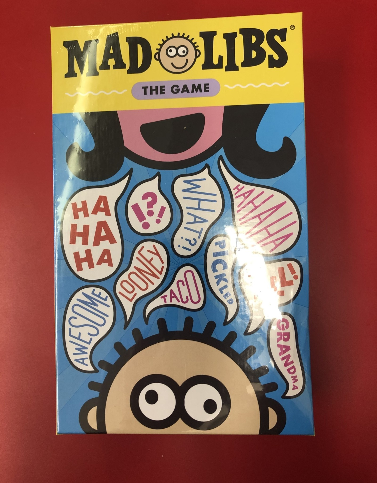 Schylling LTP MAD LIBS GAME