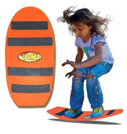 Spooner 24 inch freestyle spooner board orange