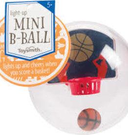 Toysmith Lightup Mini Basketball