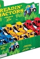 Toysmith Jumbo Treadin' Tractor
