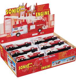 Toysmith Sonic Fire Engine
