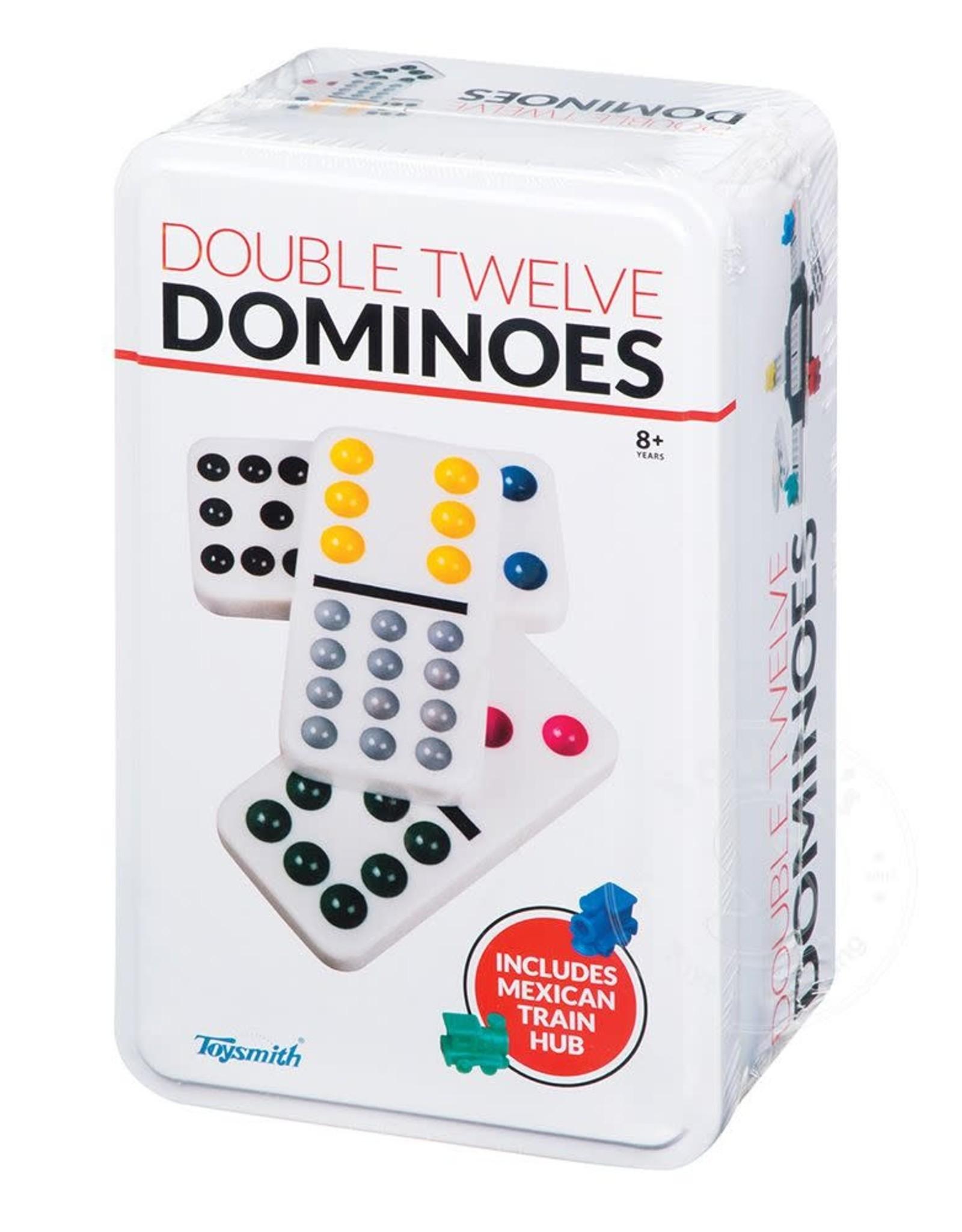 Toysmith Double 12 Dominoes