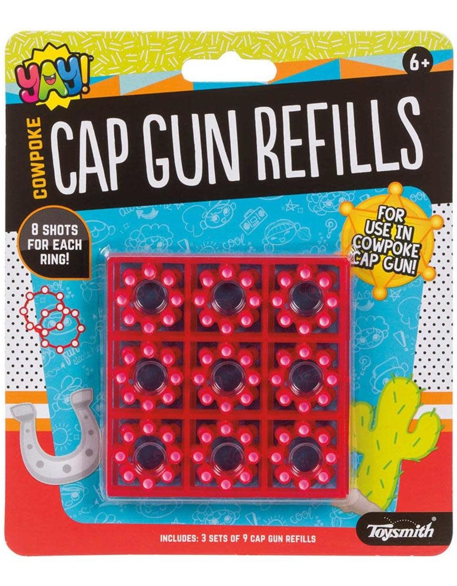 Toysmith Cap Gun Refills