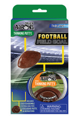 Crazy Aaron's Thinking Putty Sports Putty - Football Field Goal