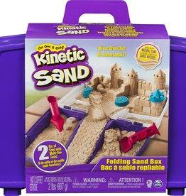 SpinMaster Kinetic Sand Folding Sand Box
