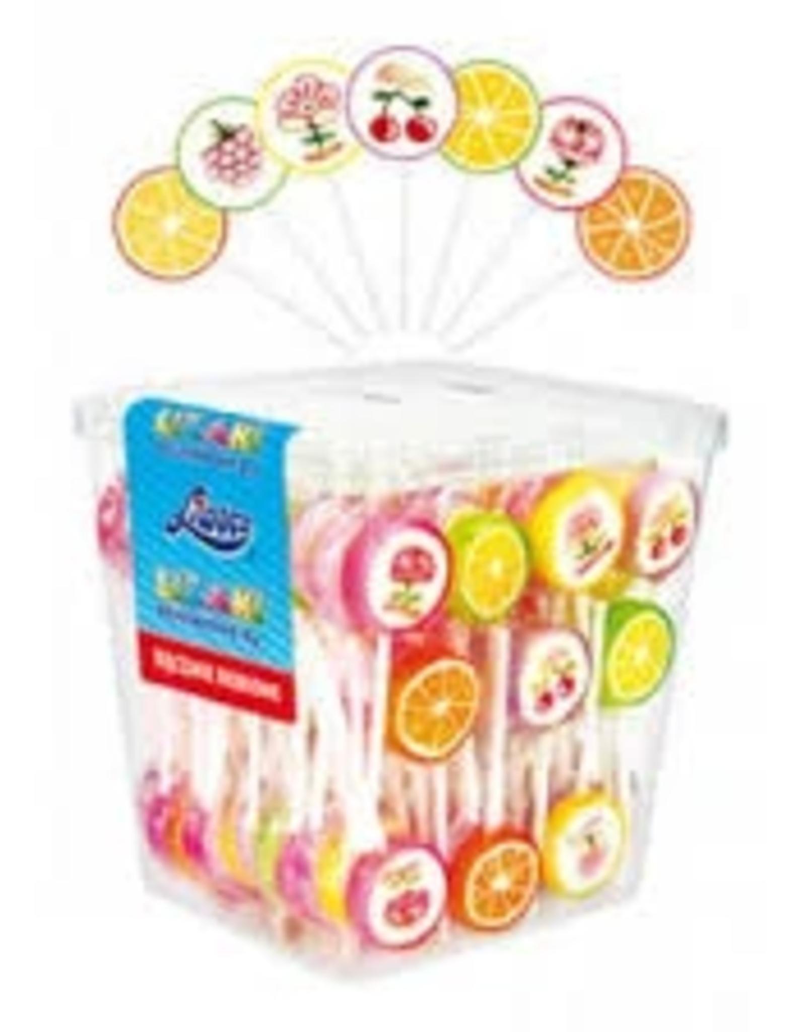 Lizaki Fancy Art Lollipop 10g (Europe)
