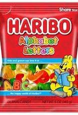 Haribo Haribo Peg Bag Alphabet Letters 5oz