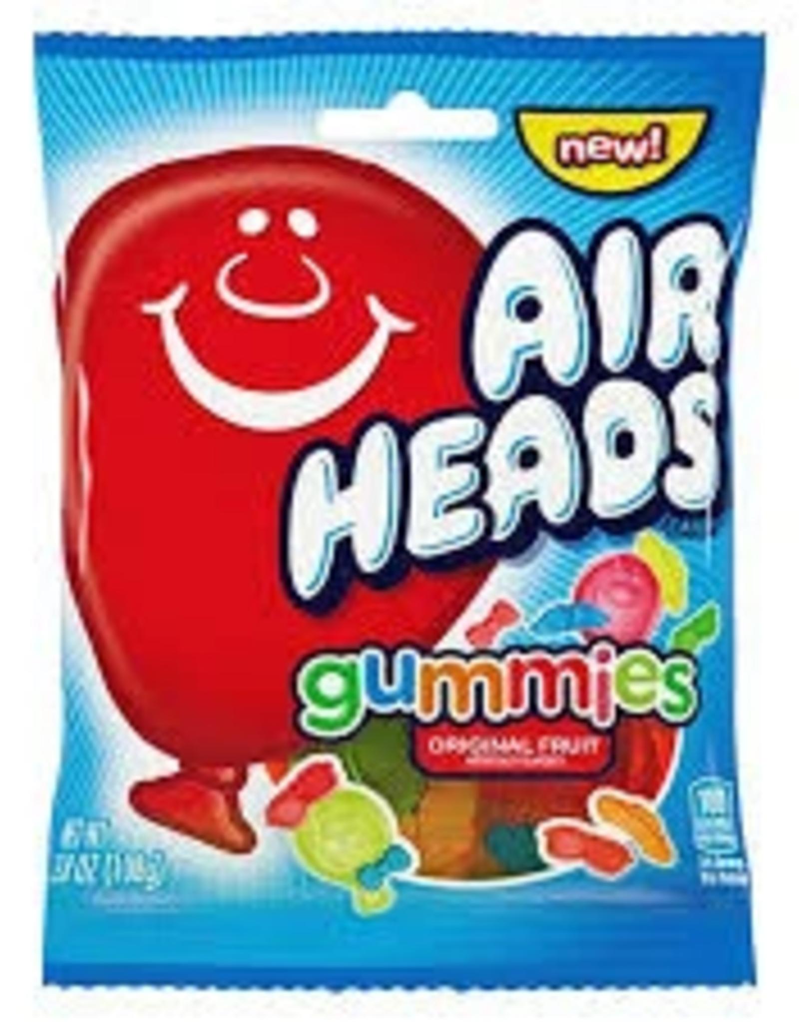 Airheads Airheads Gummies Peg 3.8oz