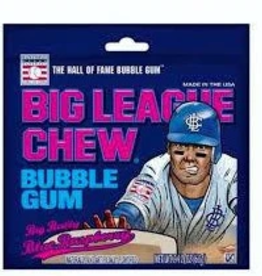 National Geographic Big League Chew Blue Raspberry 2.12oz