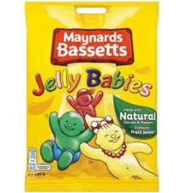 Maynards Bassetts Bassetts Jelly Babies 190g (UK)