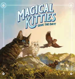 Atlas Games Magical Kitties Save The Day
