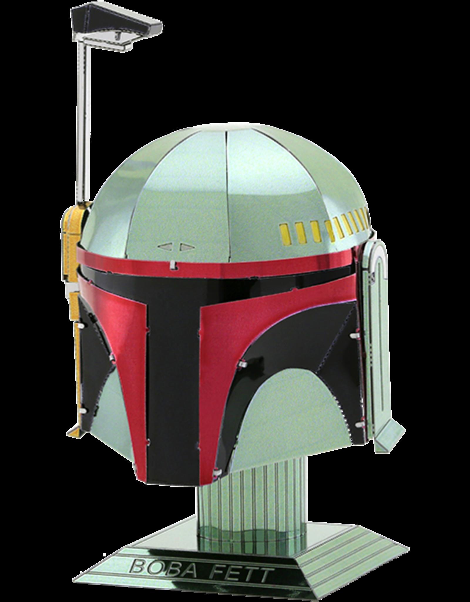 MetalEarth M.E., SW Helmet-Boba Fett