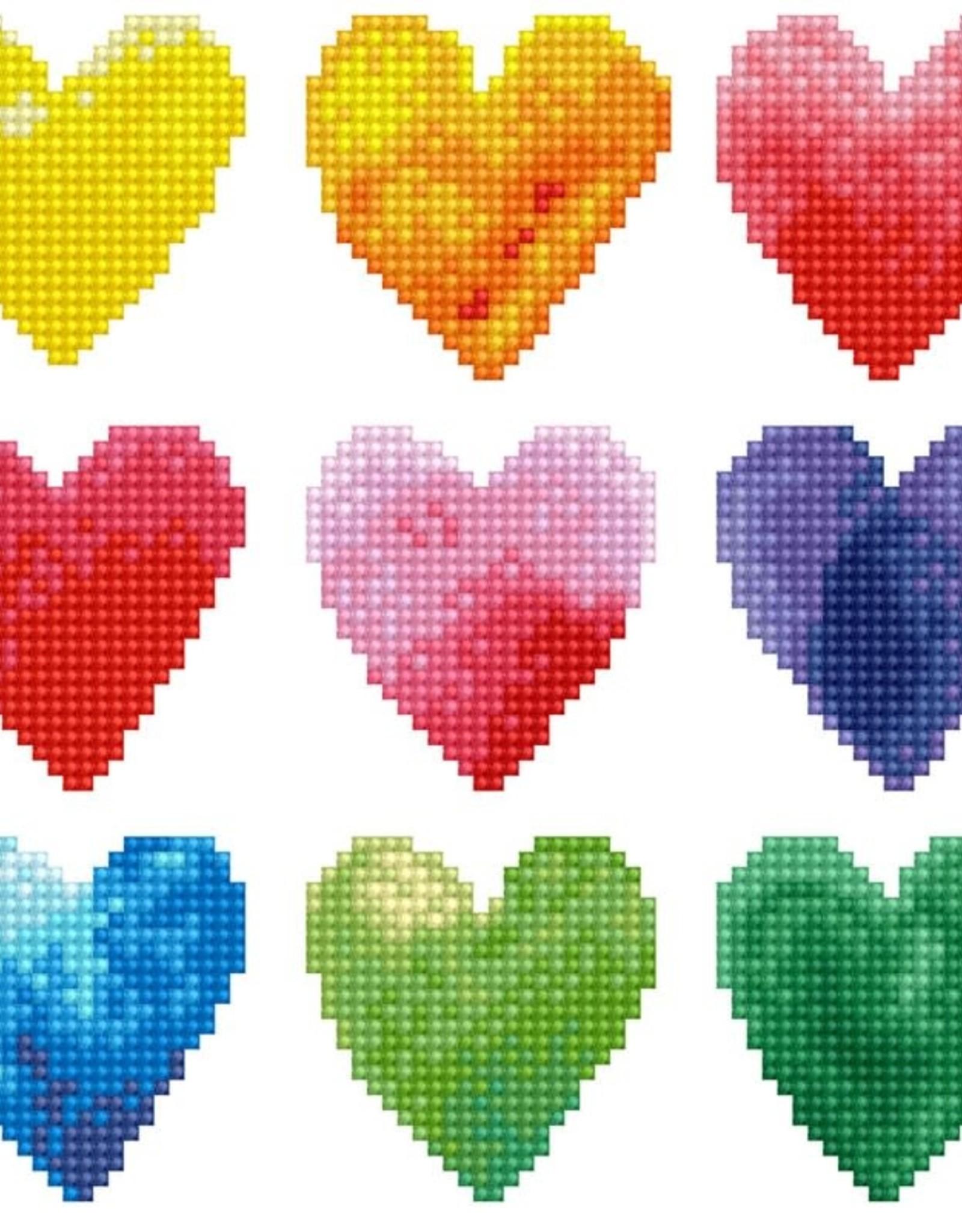 Diamond Dotz Diamond Dotz - Love Rainbow
