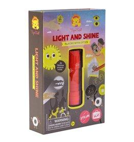 Tiger Tribe Light & Shine: Playing with Optics