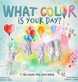 Laurie Wright What Color is Your Day?