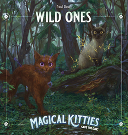 Atlas Games MAGICAL KITTIES SAVE THE DAY: WILD ONES