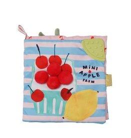 Manhattan Toy Mini-Apple Farm Soft Book