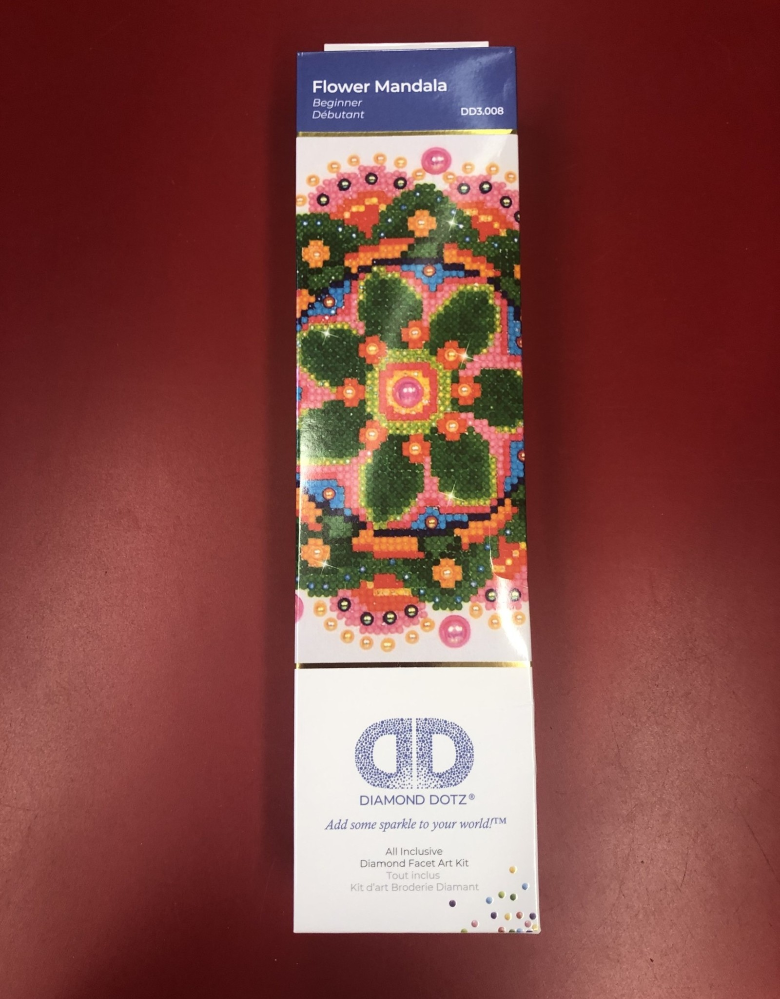 Diamond Dotz LTP Diamond Dotz - Flower Mandala