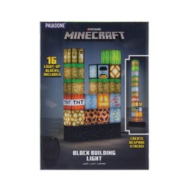 Paladone Minecraft Block Building Light