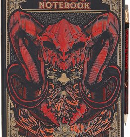 Paladone Dungeons and Dragons Notebook  and Pencil