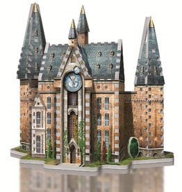 Wrebbit Wrebbit- Hogwarts Clock Tower