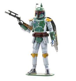 MetalEarth ICONX - Star Wars - Boba Fett