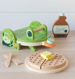 Manhattan Toy Ribbit Waffle Maker