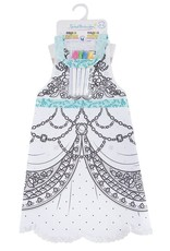Great Pretenders Colour-An-Apron Princess, Size 4-6