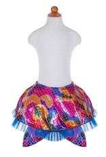 Great Pretenders Colour-A-Skirt Mermaid, Reversible, Size 4-6