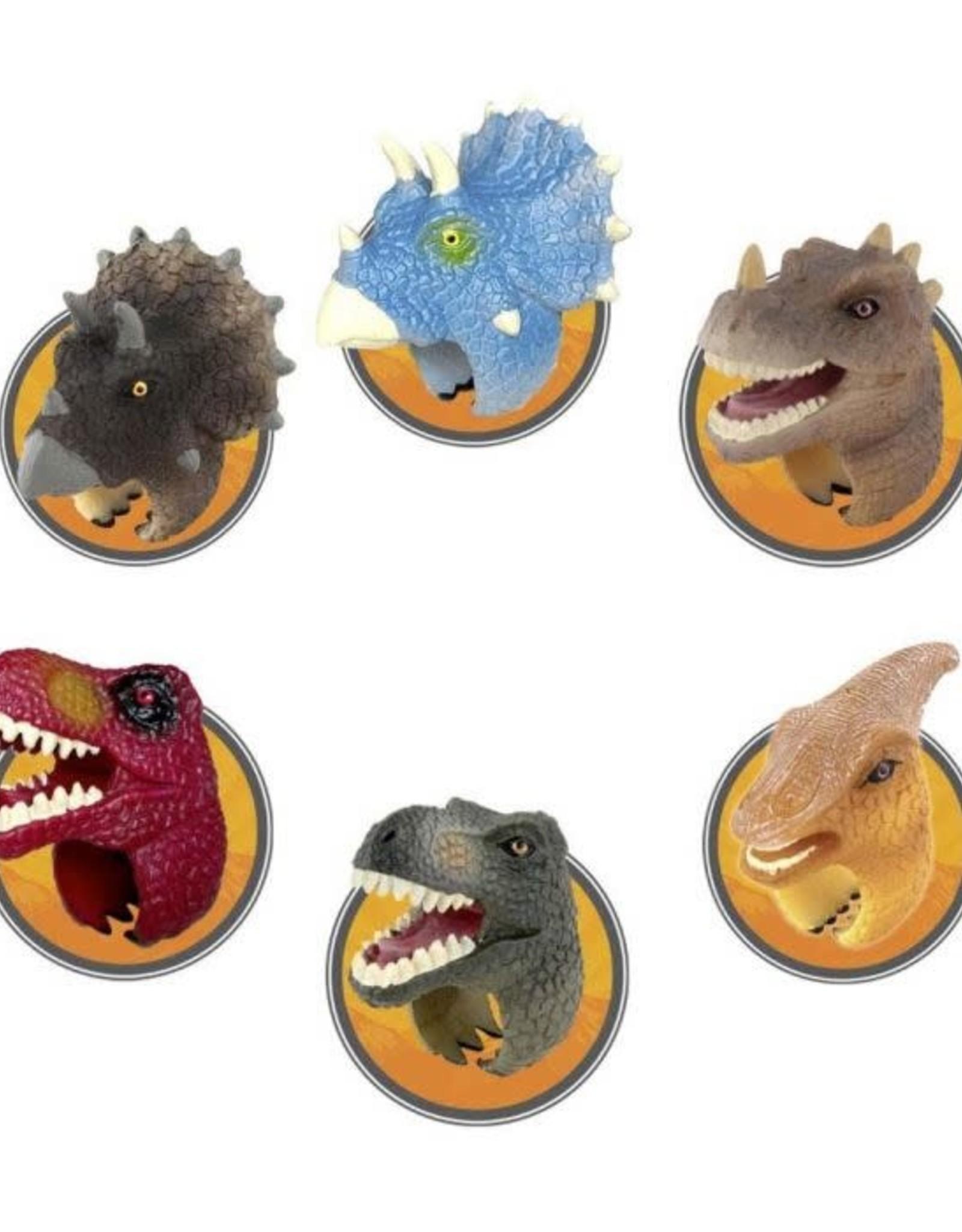 Great Pretenders Animal Kingdom: Dinosaur Rings, 24 Pcs, Assorted