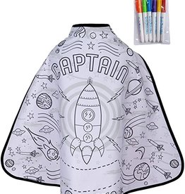 Great Pretenders Colour-A-Cape Rocket Man, Size 4-7