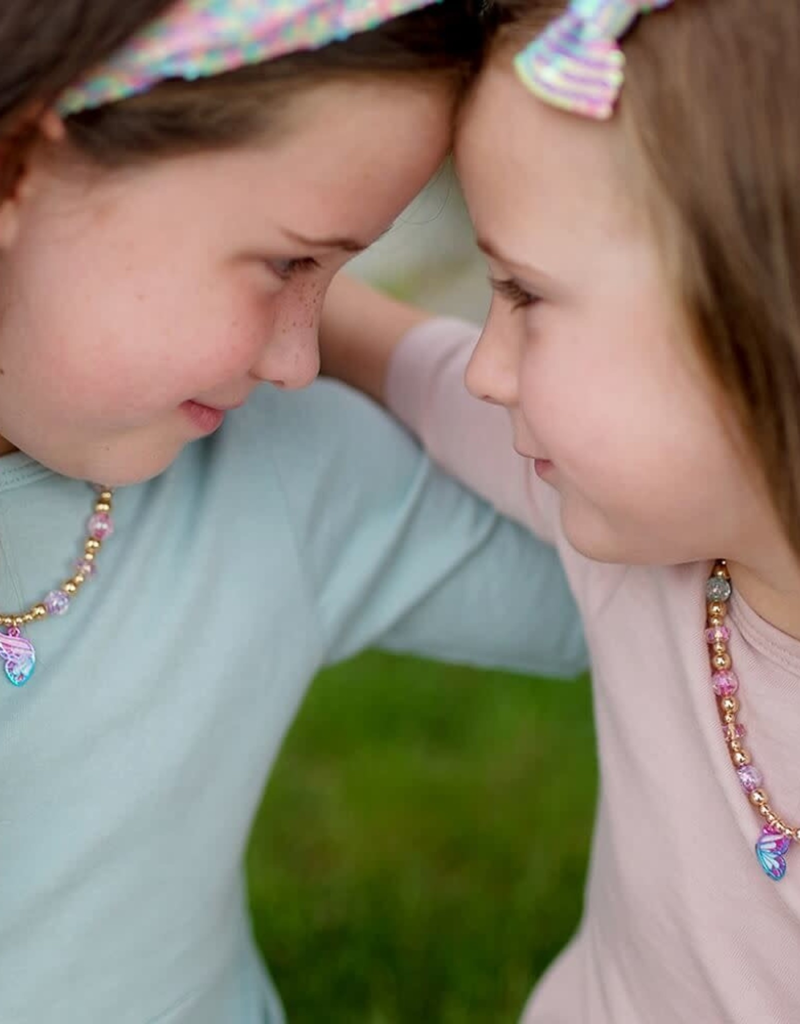 Great Pretenders Butterfly Wishes BFF Necklace